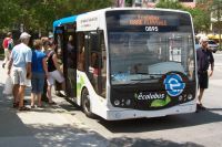 Many of the electric buses on Quebec streets are manufactured in the province.