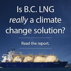 Is B.C. LNG really a climate change solution?