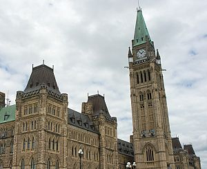 Parliament Buildings, Ottawa.