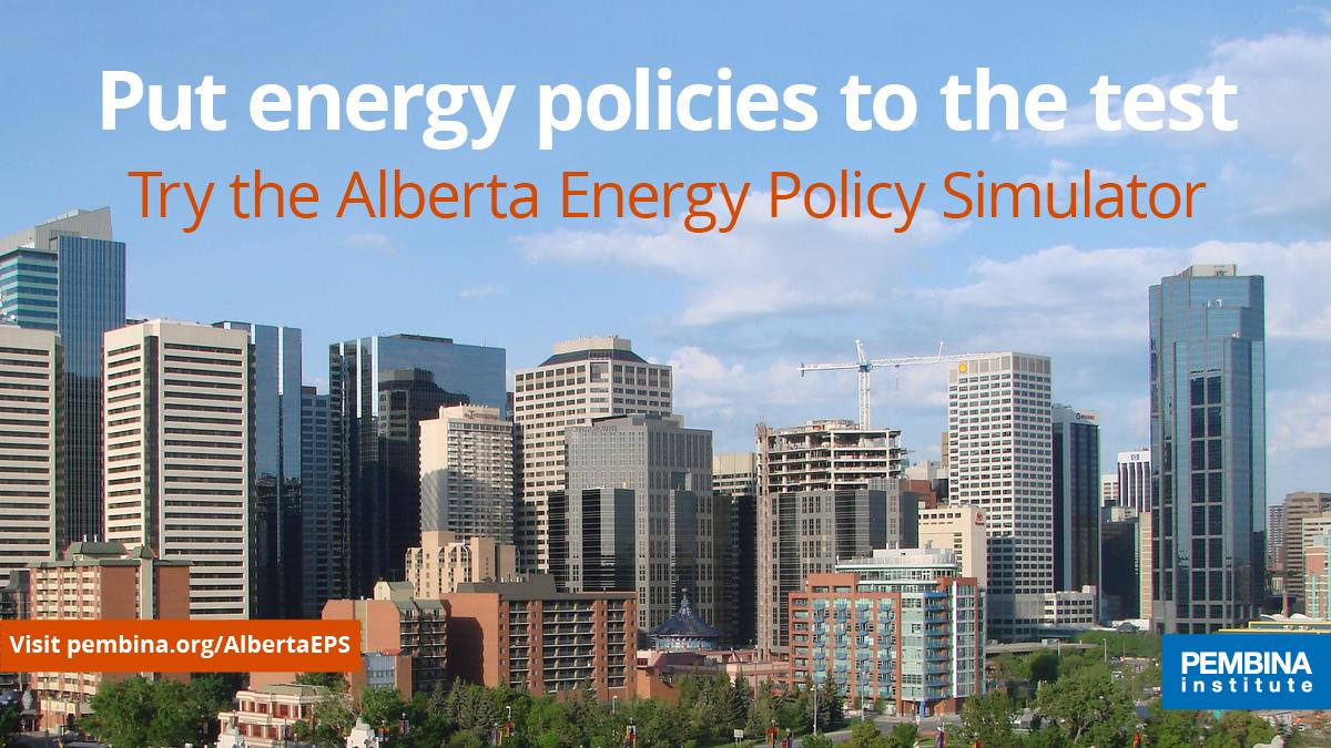Try the Energy Policy Simulator