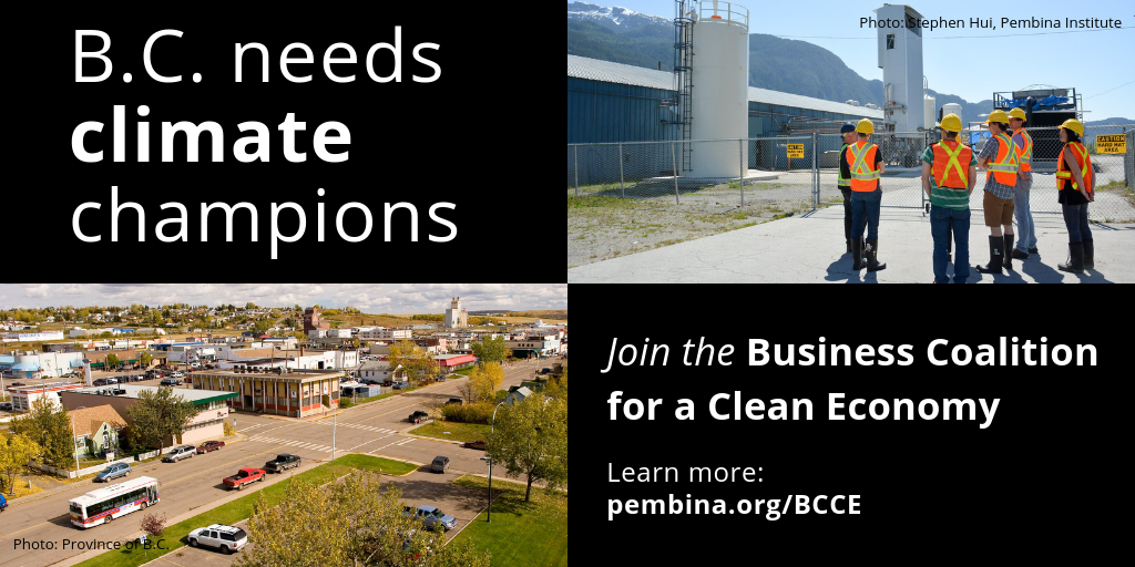Business Coalition for a Clean Economy
