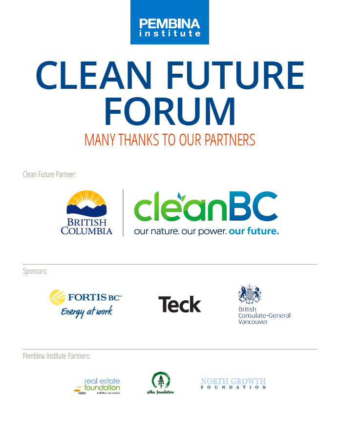 Clean Future Forum