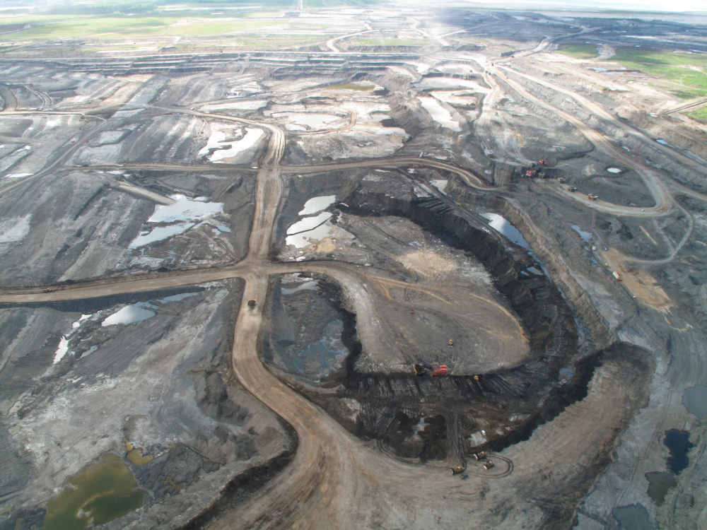 The Real GHG trend: Oilsands among the most carbon intensive crudes in North America