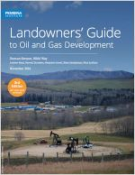 Landowners' Guide to Oil and Gas Development
