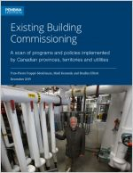Existing building commissioning initiatives improve building efficiency