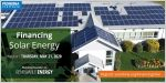 Webinar: Financing solar energy - Municipal leaders