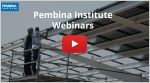 Pembina Institute webinars