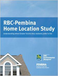 RBC-Pembina Home Location Study | Publications | Pembina