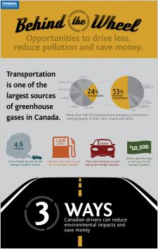 Infographic for our Behind the Wheel report.