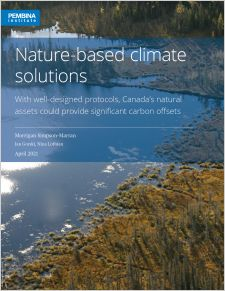 Cover to Nature-based climate solutions