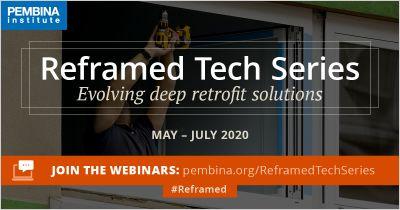 banner for Reframed Tech Series