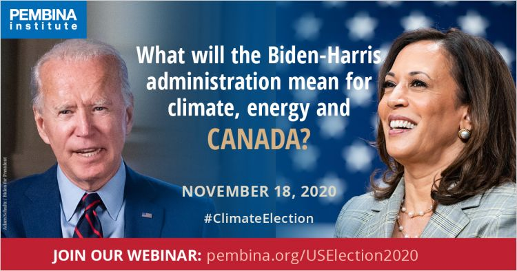 What will President Biden mean for climate, energy, and Canada?