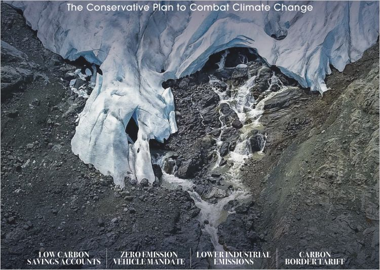 Cover of the CPC Climate Plan 2021