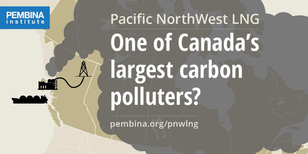 PNW LNG emissions
