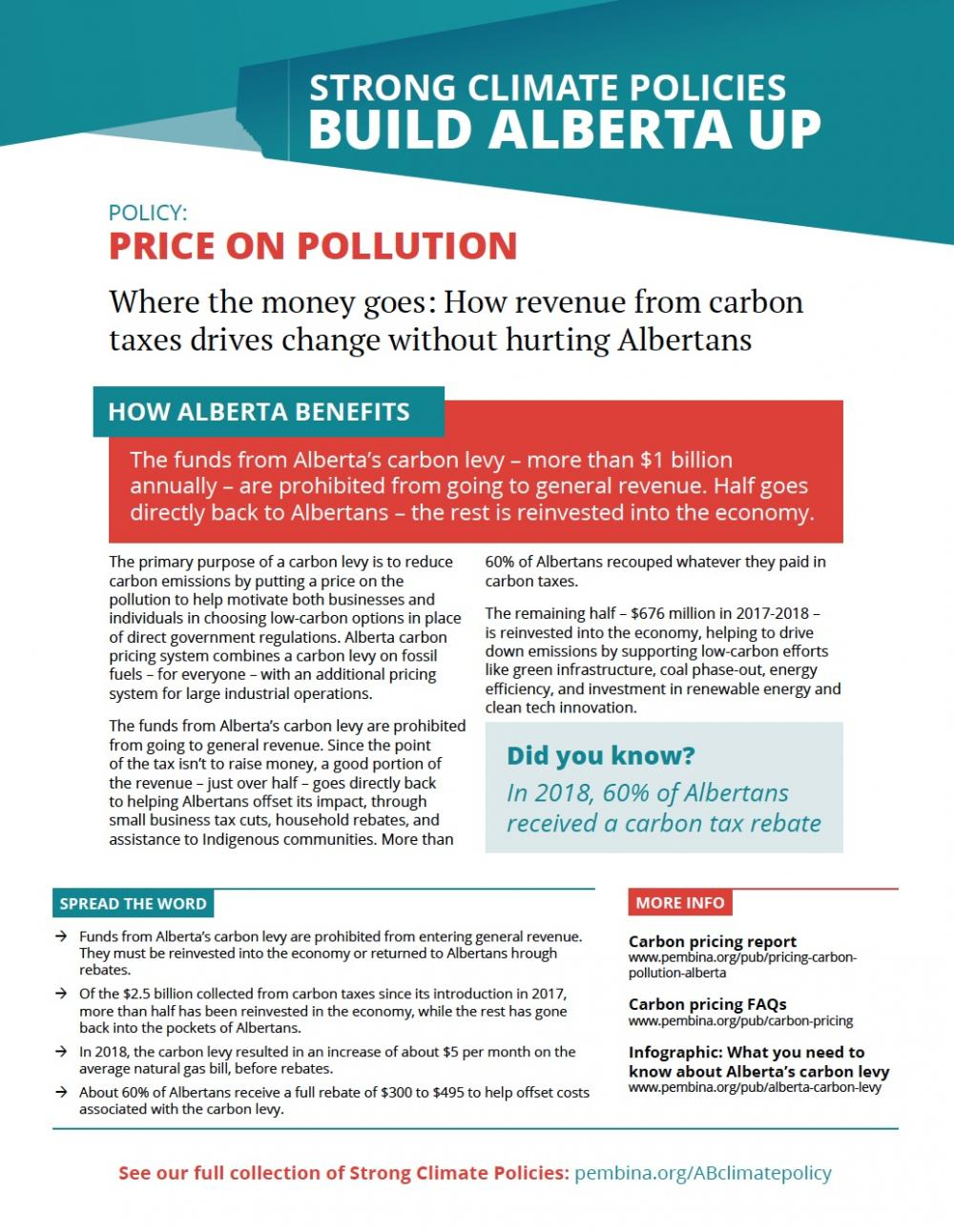 Where the money goes: How revenue from carbon taxes drives